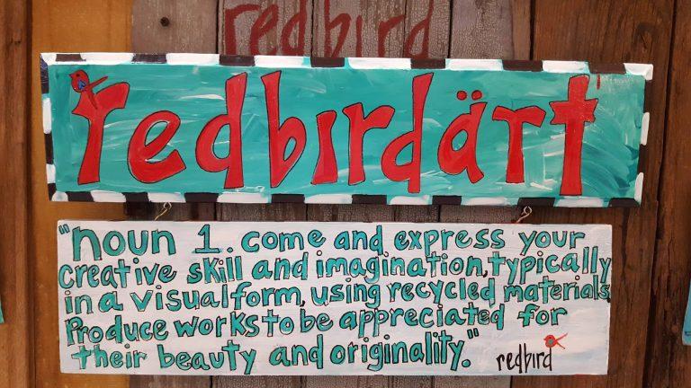REDBIRD ART EXPERIENCE 768x432