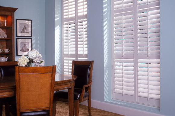 BLINDS SHUTTERS MORE
